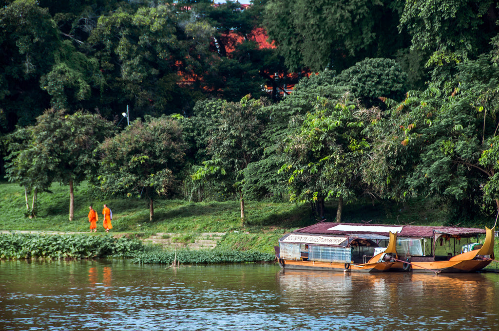 Cruise the Mae Ping River in Chiang Mai Thailand