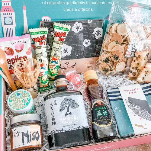 Fall Box: Journey to Kyoto, Japan - TROVE