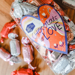 Valentine's Day Box: You had me at truffle... - TROVE