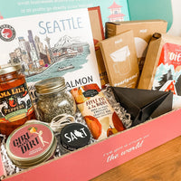 Holiday Gift Box: With love, Seattle