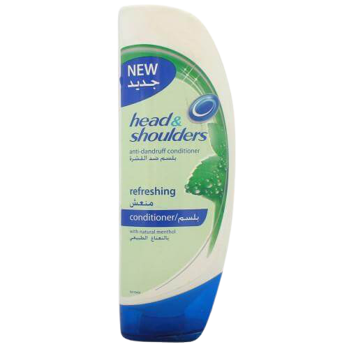 Head & Shoulder Anti Dandruff Conditioner – Refreshing with Natural Menthol