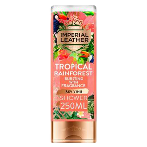 Imperial Leather Master Perfumes Tropical Rainforest & Exotic Papaya Shower Gel (250ml)
