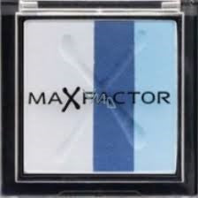 Pack of 2 - Max Factor Max Effect Trio Eye Shadows - 07 Over the Ocean