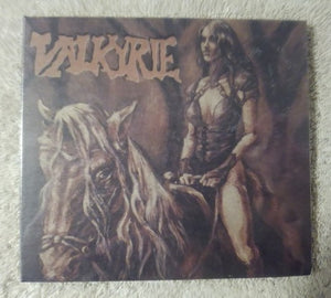 Valkyrie S/T CD