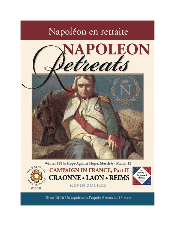 Napoleon Retreats: Designer's Notes