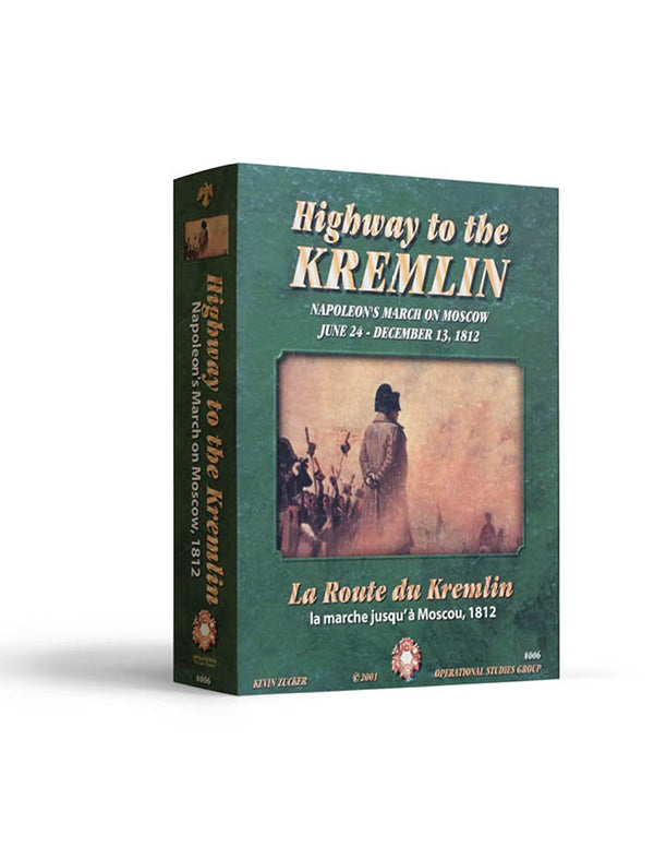 Review of Highway to the Kremlin I