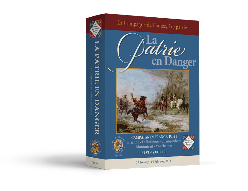 La Patrie en Danger Game Box