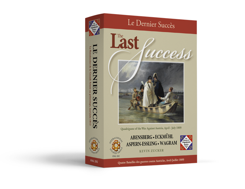 The Last Success Game Box