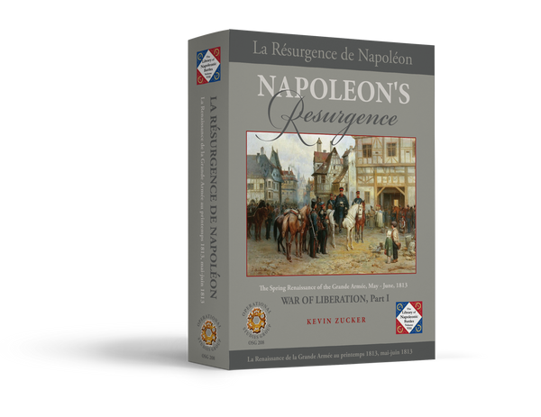 Napoleon's Resurgence Game Box