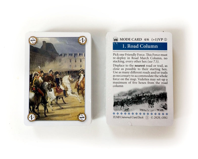 TLNB Universal Card Deck French