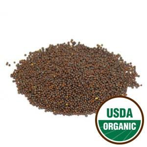 Mustard Seed - Brown - Christopher's Herb Shop