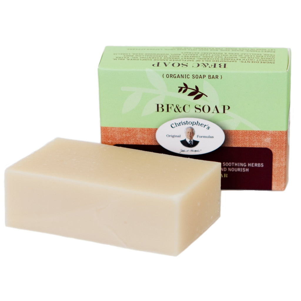 BF&C Soap - Christopher's Herb Shop