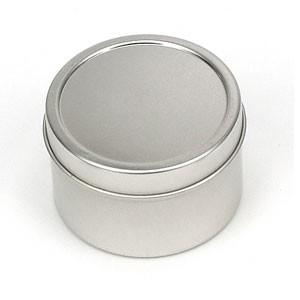 Deep Metal Tin 6 oz - Christopher's Herb Shop