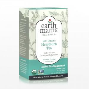 Earth Mama® Organic Heartburn Tea - Christopher's Herb Shop