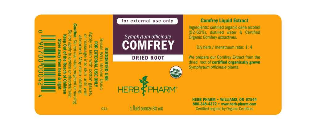 Herb Pharm® Comfrey - 1oz - Christopher's Herb Shop