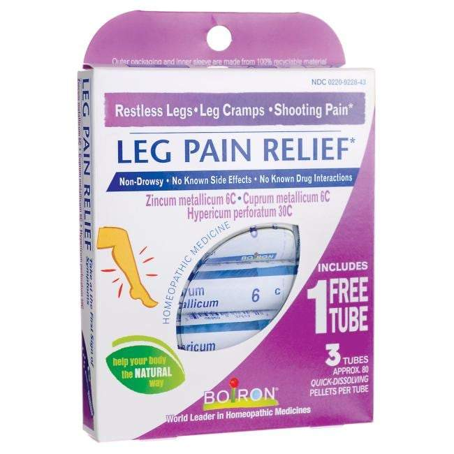 Leg Pain Relief - Christopher's Herb Shop