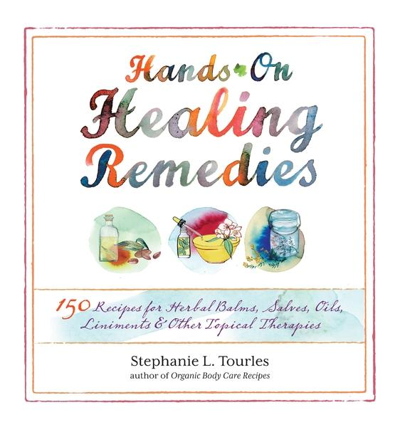 Hands on Healing Remedies - Christopher's Herb Shop