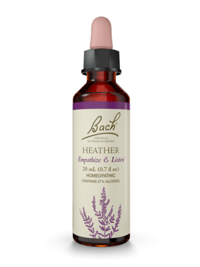BACH® Heather 20 ml - Christopher's Herb Shop