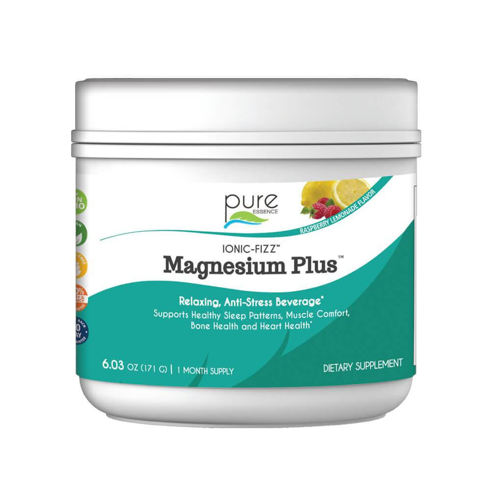 Ionic Fizz™ Magnesium Plus 12.06 oz - Christopher's Herb Shop