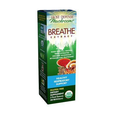 Host Defense® Breathe Extract - Christopher's Herb Shop
