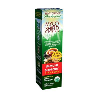 MycoShield® Spray - 1/2 oz - Christopher's Herb Shop