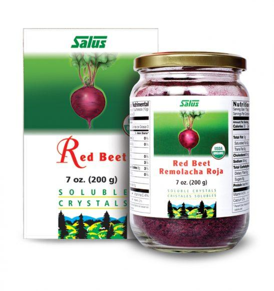 Red Beet Crystals - 7 oz - Christopher's Herb Shop