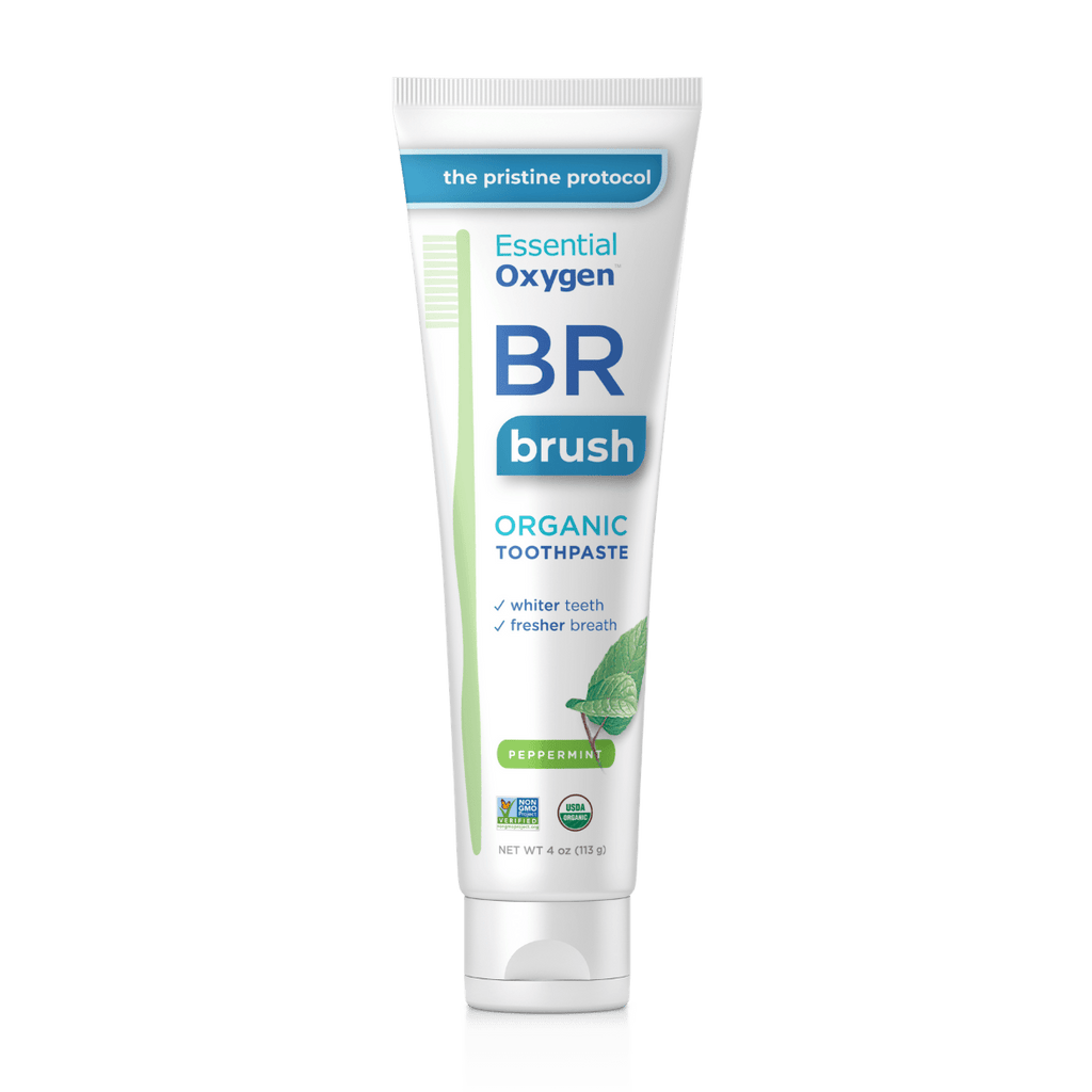BR Organic Toothpaste - Christopher's Herb Shop