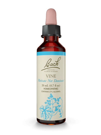BACH® Vine 20 ml - Christopher's Herb Shop