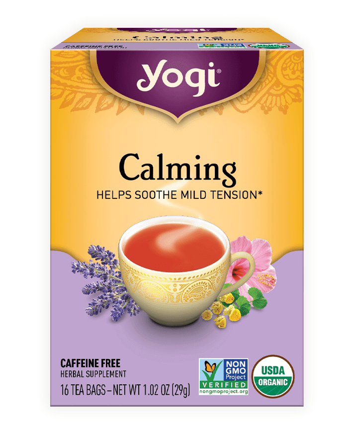 Yogi® Calming Tea - Christopher's Herb Shop