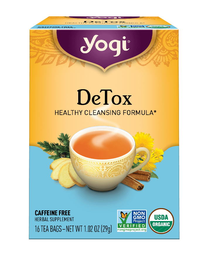 Yogi® Detox Tea - Christopher's Herb Shop
