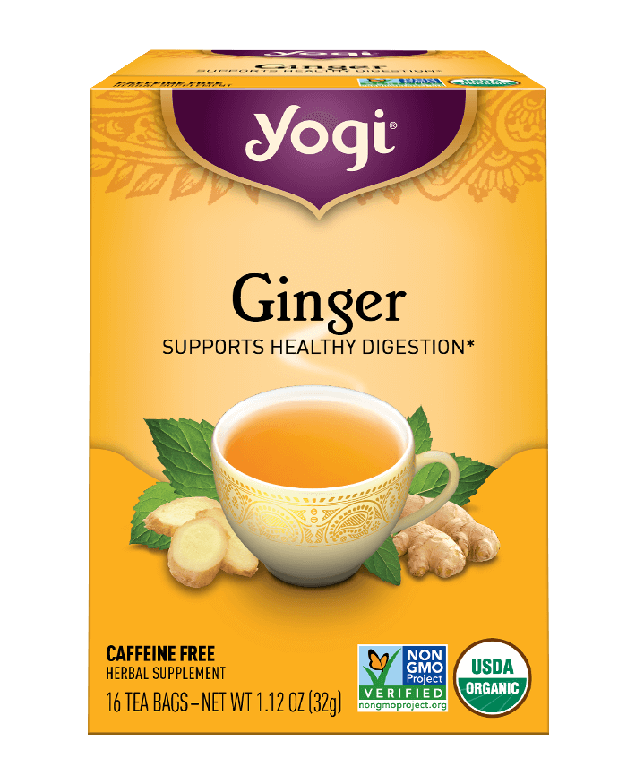 Yogi® Ginger Tea - Christopher's Herb Shop