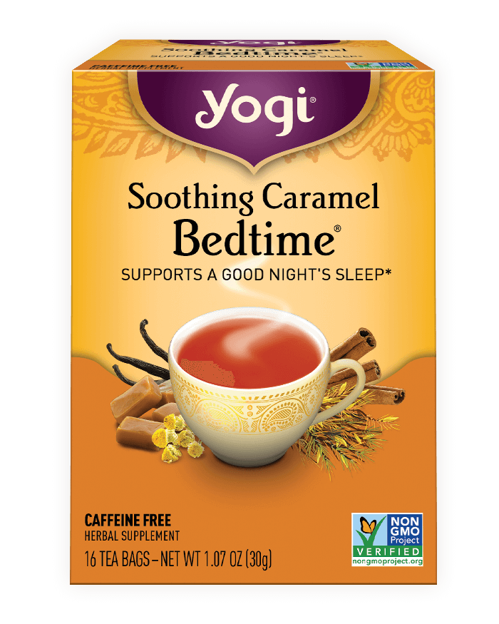 Yogi® Soothing Caramel Bedtime® - Christopher's Herb Shop