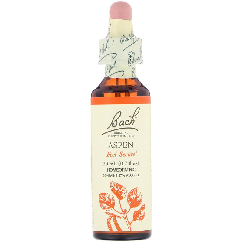 BACH® Aspen 20 ml - Christopher's Herb Shop