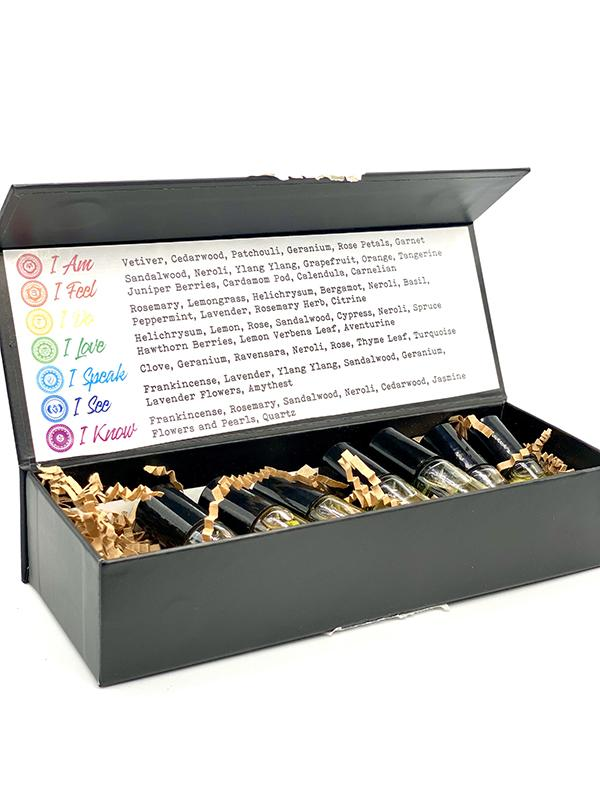 Chakra Balancing Kit - Christopher's Herb Shop