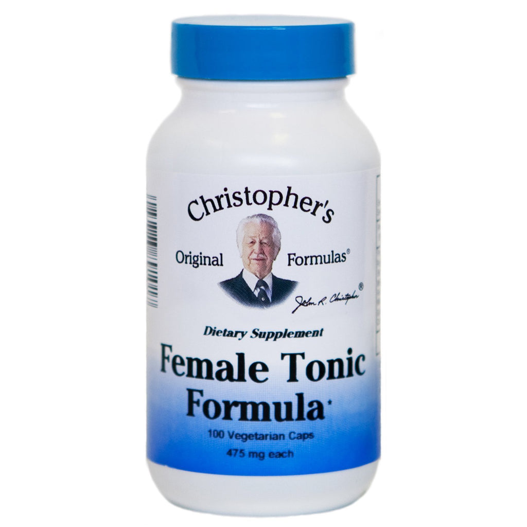 Female Tonic - 100 Capsules - Christopher's Herb Shop