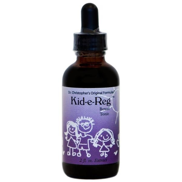 Kid-E-Reg - 2 oz. Glycerine Extract - Christopher's Herb Shop