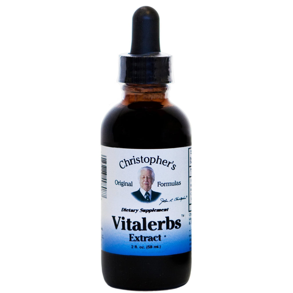 Vitalerbs - 2 oz. Extract - Christopher's Herb Shop