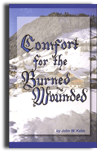 Comfort for the Burned and Wounded - Christopher's Herb Shop
