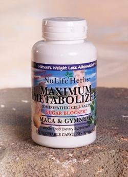 Maximum Metabolizer 100 Capsules - Christopher's Herb Shop