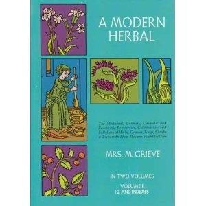 A Modern Herbal Volume II - Christopher's Herb Shop