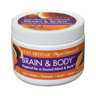 MycoBotanicals® Brain & Body™ 3. 5 oz Powder - Christopher's Herb Shop