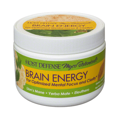 MycoBotanicals® Brain Energy Powder - Christopher's Herb Shop