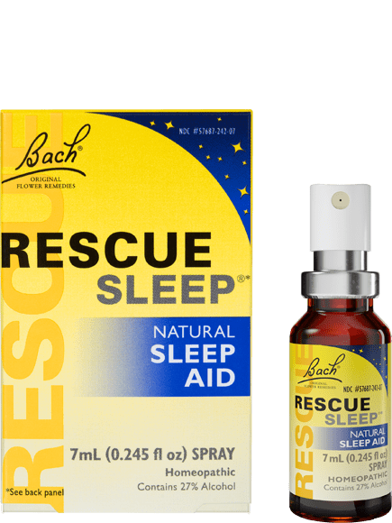 RESCUE SLEEP® SPRAY - Christopher's Herb Shop