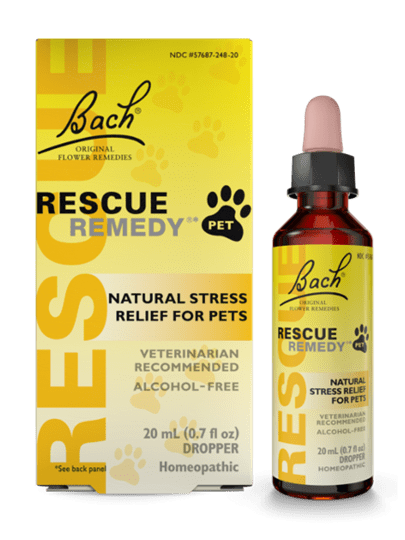 RESCUE REMEDY® PET - Christopher's Herb Shop