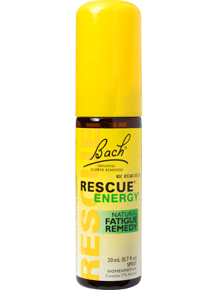 RESCUE® ENERGY 20ml - Christopher's Herb Shop