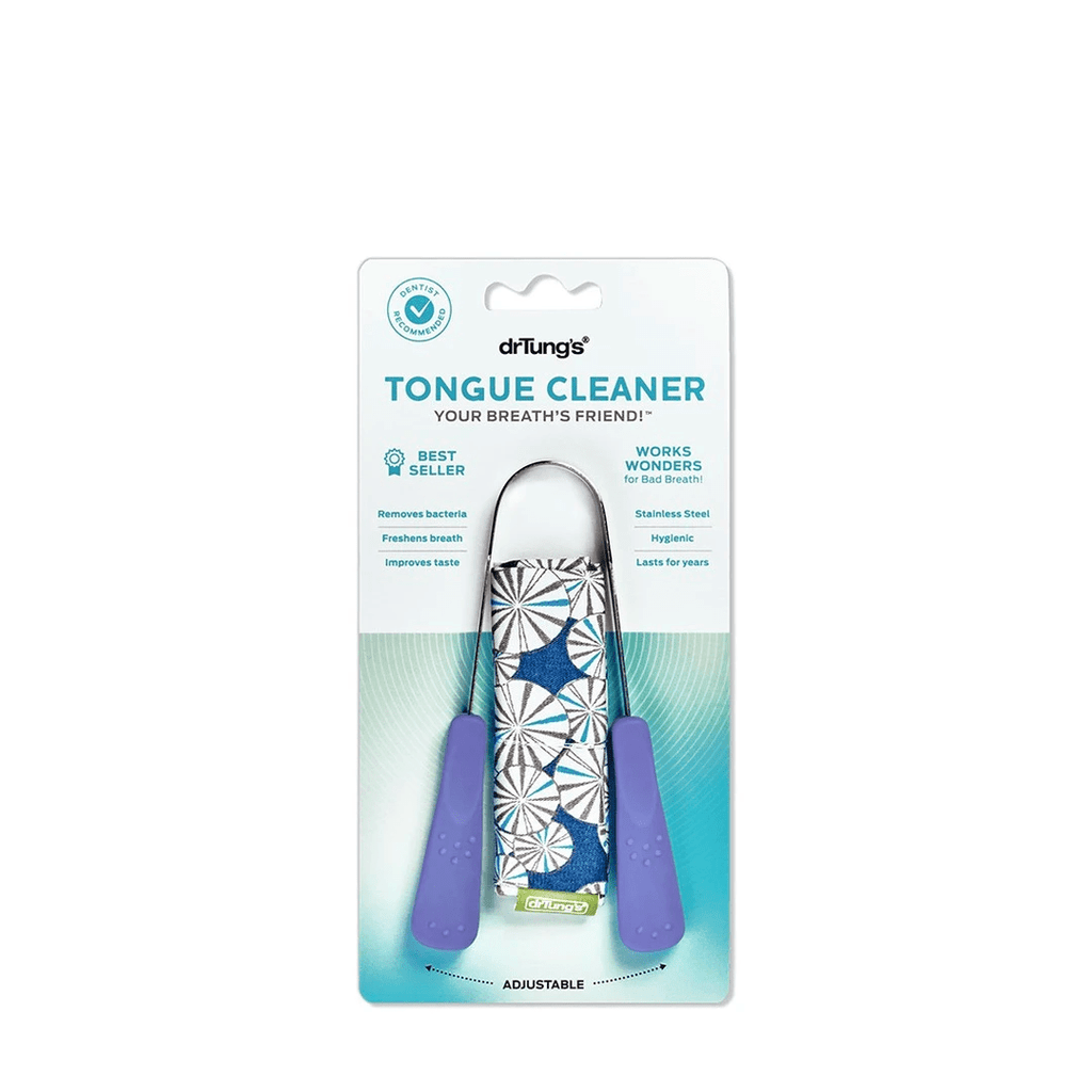 Stainless Steel Tongue Cleaner - Christopher's Herb Shop