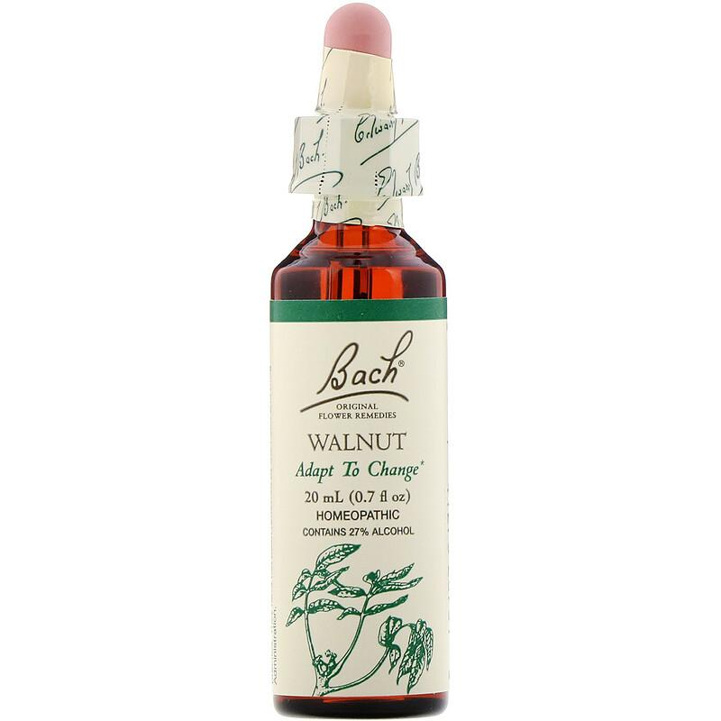 BACH® Walnut 20 ml - Christopher's Herb Shop