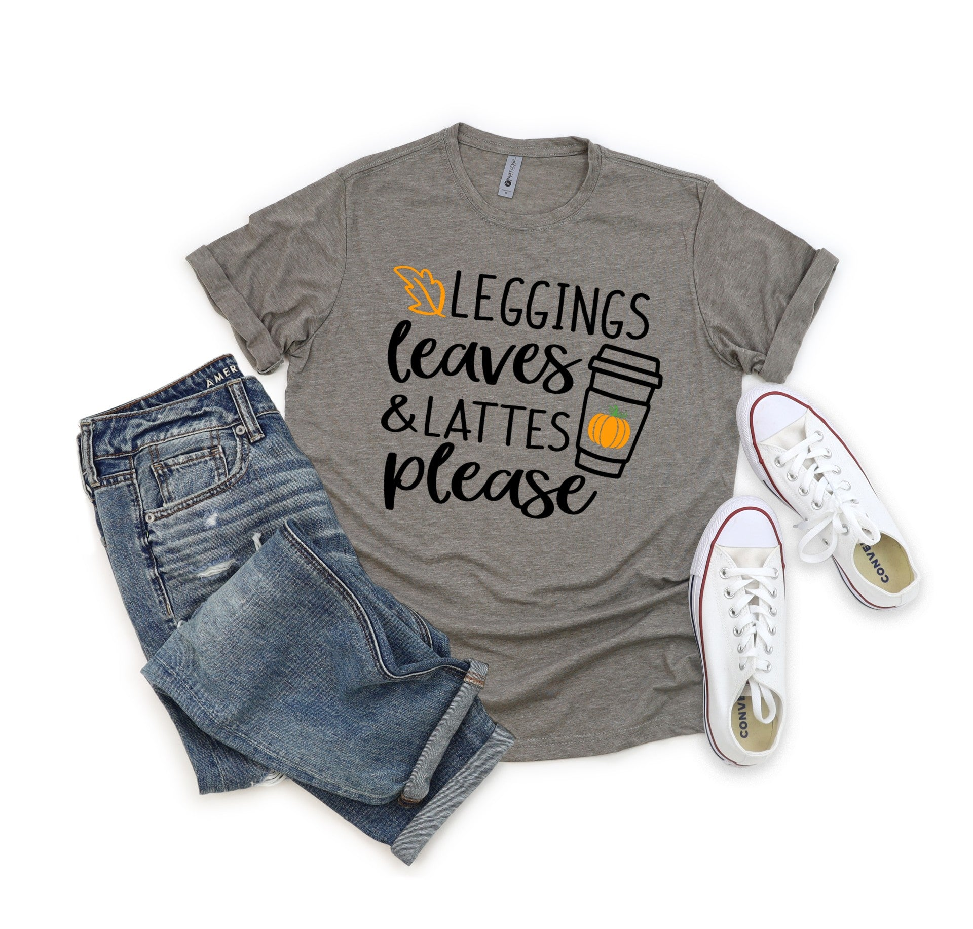 Leggings & Lattes T-Shirt