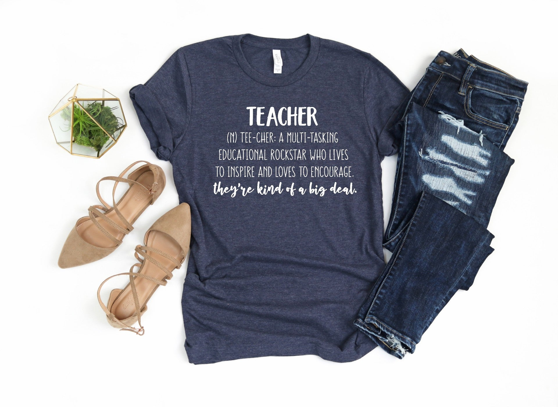 Teacher Defined T-Shirt