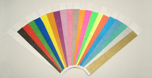 Any TYVEK COLOUR / QUANTITY or COMBINATION of colours will be created for you here